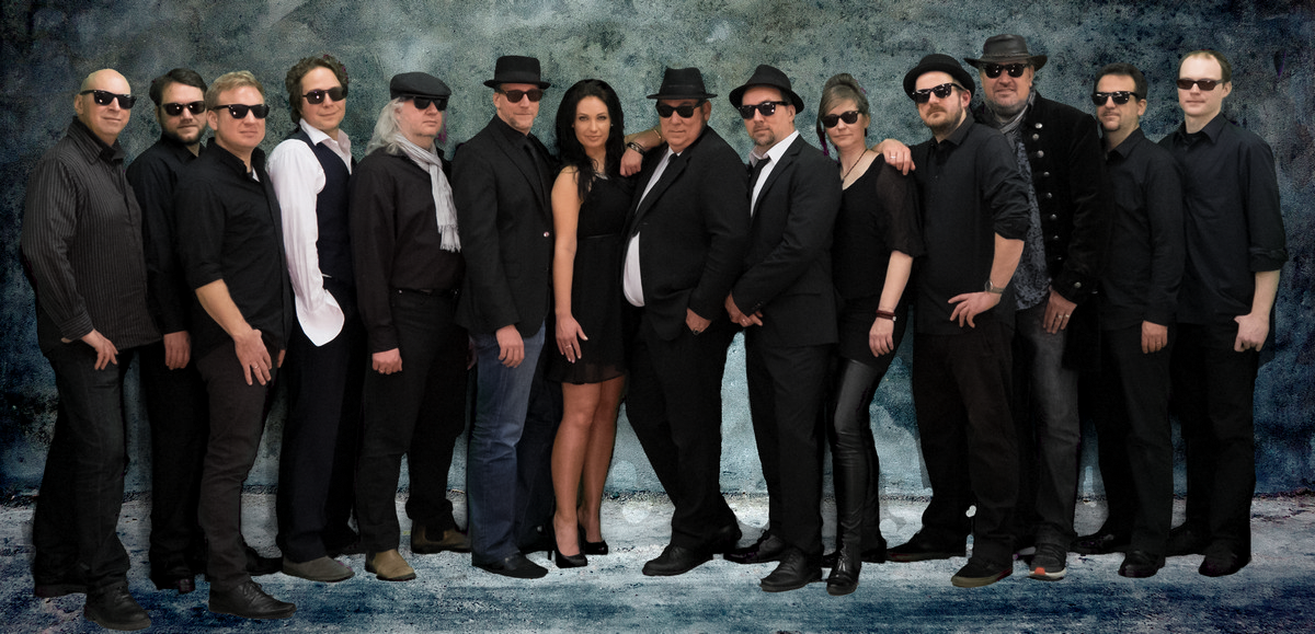 Die Band: Heart & Soul Blues Brothers Show