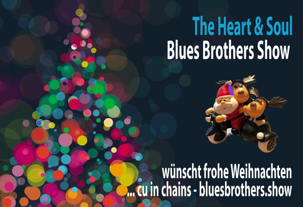 The Heart & Soul Blues Brothers Show - Jailhouse-Tour 2018/2019